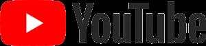 YouTube black icon